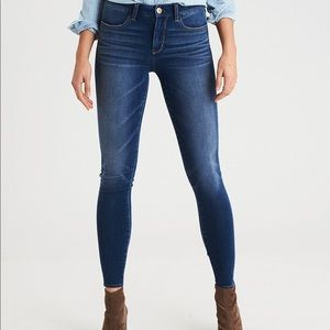 American Eagle Dream Jean Hi Rise Jegging Jeans 16